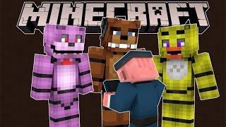 Five Nights at Freddy's in Minecraft | Corto