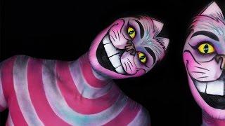 Cheshire Cat Makeup ✧ Wonderland Series ✧ Courtney Little