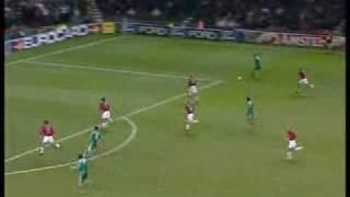 Manchester United - Panathinaikos 3-1 (2000-2001)