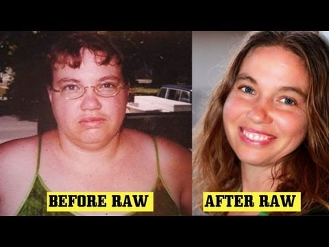 Raw Food makes you HOT and HEALTHY!! 8 Video testimonials