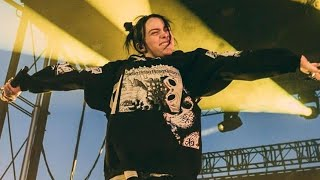 Billie Eilish on tour in Salt Lake City  Utah | June 4, 2019