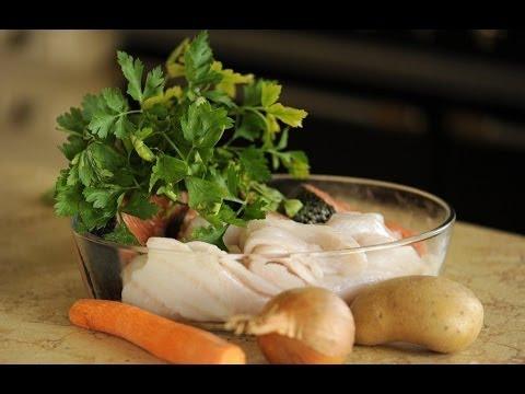 Как приготовить рыбный суп? Диетический и очень вкусный