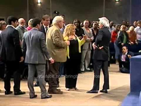 Benny Hinn - Marvelous Anointing In Kentucky video