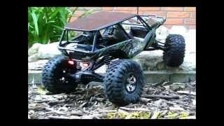 Axial Wraith RTR - First Test Run