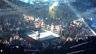 Chris Jericho Entrance vs Shinsuke Nakamura, WWE Live Tokyo 2016