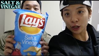 SALT & VINEGAR