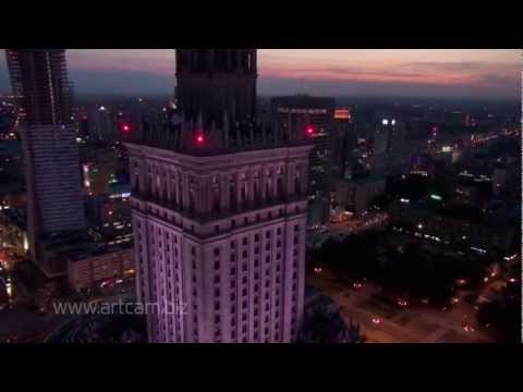 Polska z lotu ptaka/Poland from above