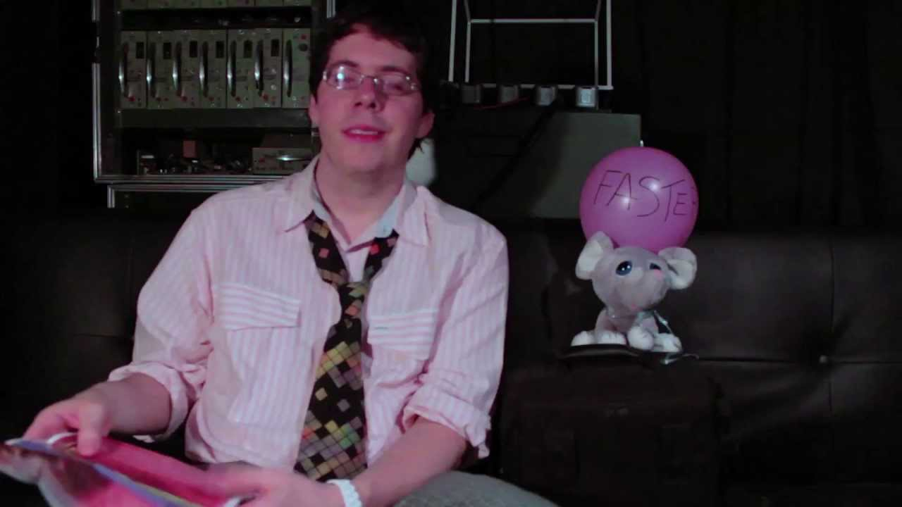 Fringe Interview Series CUTV - FASTER PRESENTS The Elepant In The Room