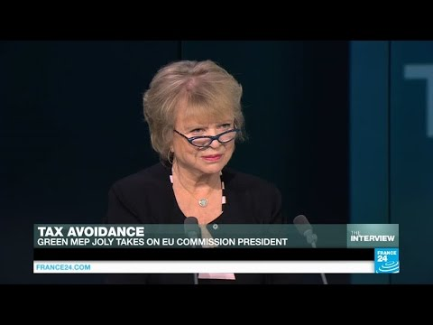 French politician Joly attacks 'wolf' Juncker