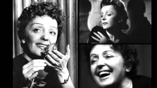 Watch Edith Piaf Monsieur Lenoble video