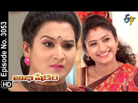 Abhishekam | 29th October 2018 | Full Episode No 3053 | ETV Telugu