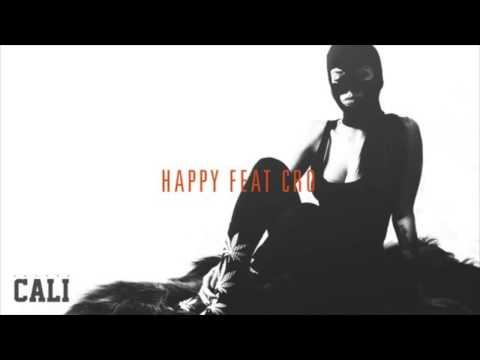 Dajuan - Happy (ft. Cro) - (Cali Mixtape)