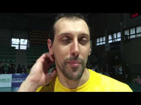 Le dichiarazioni di coach Spinelli, Cazzaniga e De Mori