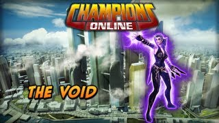[Champions-Online] Archetypes: The Void