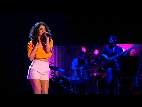 Claudia Rose performs 'Love You I Do' - The Voice UK 2015: Blind Auditions 5 - BBC One