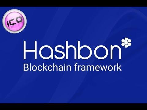 Hashbon   Обзор ICO проекта