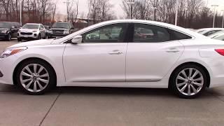 2015 Hyundai Azera Limited - Used Car For Sale - Streetsboro, Ohio