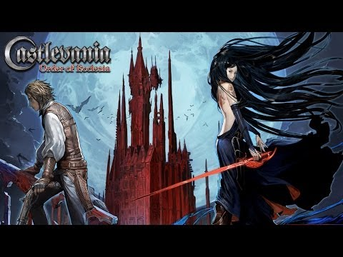 Castlevania: Order of Ecclesia Review for the Nintendo DS
