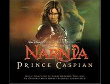 Prince Caspian Exclusive Soundtrack Preview part 1