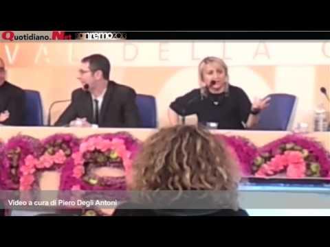 Sanremo 2013 – Conferenza stampa