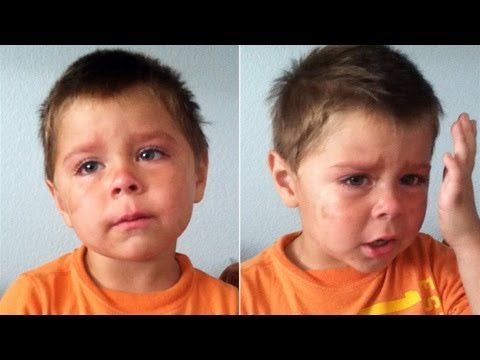 3-Year-Old Cries Over Nicki Minaj Song | On Air With Ryan Seacrest