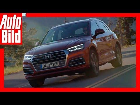 Neuvorstellung: Audi Q5 / 2017 / Was Macht Der Neue Q5 Besser? / Test / Review / Fahrbericht