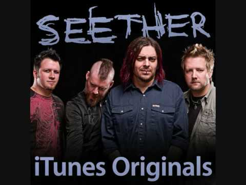 26. Seether - Across the Universe (iTunes Originals Version)
