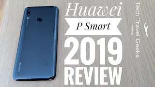 Huawei P Smart 2019 Review - Value EMUI