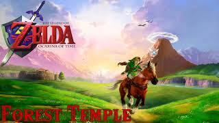 Forest Temple - The Legend of Zelda Ocarina of Time Soundtrack