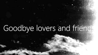 Franz Ferdinand ● Goodbye lovers and friends (lyrics)