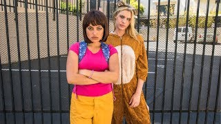 Dora the Ratchet Explora | Lele Pons & Inanna Sarkis