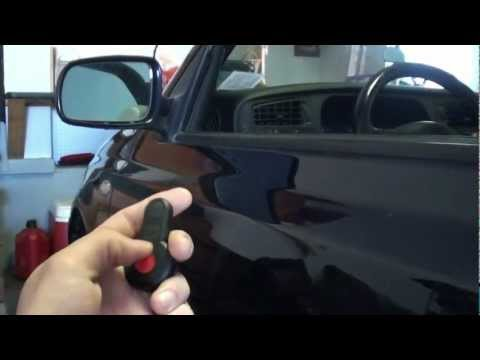 How to program a remote key for your car