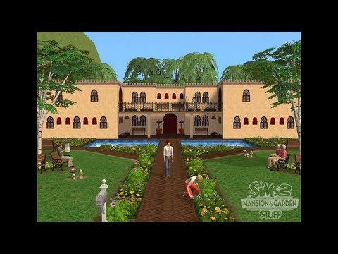 Строительсто с Даной( The sims 2) 1 серия (2 часть) Мебель.Пол.