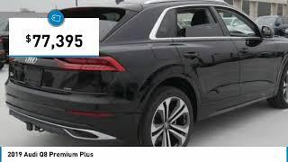 2019 Audi Q8 Metairie LA N015311