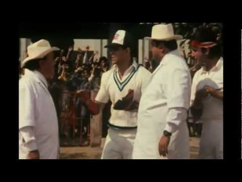very funny cricket match of pyaar kiya to darna kya movie.avi...