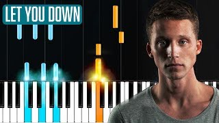 "Download Lagu NF - ""Let You Down"" Piano Tutorial - Chords - How To Play - Cover Gratis STAFABAND"