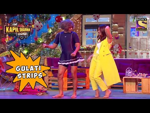 Dr. Mashoor Gulati Strips For Priyanka Chopra - The Kapil Sharma Show thumbnail