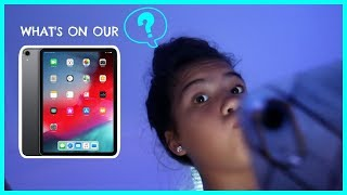 WHAT'S ON OUR iPad Pro | SISTERFOREVERVLOGS #520