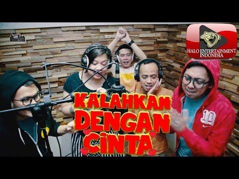 Download Lagu PROJECT POP of Bandung, Indonesia - KALAHKAN DENGAN CINTA *TERBARU* MP3 Free