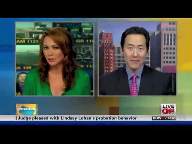 CNN - Dr. Youn Reveals Doctor Secrets and Discusses In Stitches