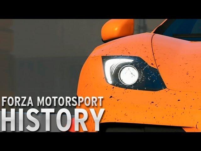 History of - Forza Motorsport (2005-2014)