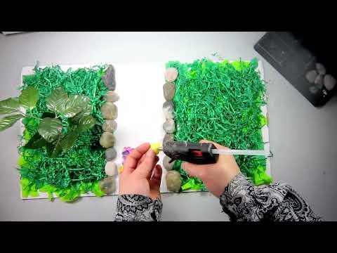 Episodio #565- Cómo decorar el exterior de su casita de cartón