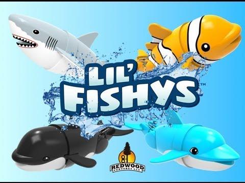 Lil' Fishys Commercial