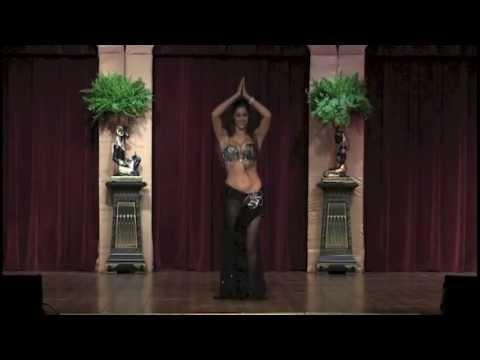 Sadie Bellydancer ~ Apex Drum Solo August 2012