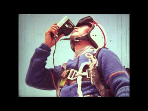 Fujica Single-8 promo film - Flashing Down Mount Fuji