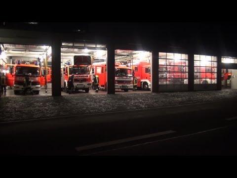 [ALARMIERUNG] - Feuermeldung Altstadt Nord - Löschzug + RTW FW 1 + BVA 10 BF Köln - [FEUER1]