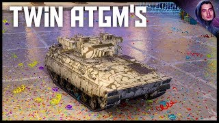 Japan's New IFV Might be the BEST in Game || Type 89 & 105 DM33 (War Thunder Gameplay)