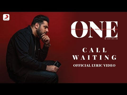 Badshah - Call Waiting | One Album | Lyrics Video