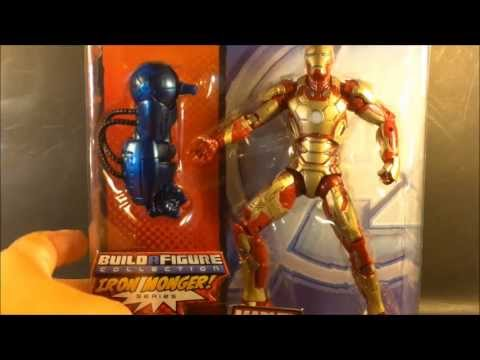 Marvel Legends Iron Man 3 Movie Mark 42 6