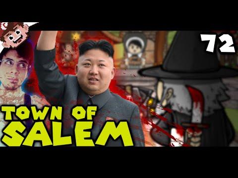 A North Korean God! (The Derp Crew: Town of Salem - Part 72)